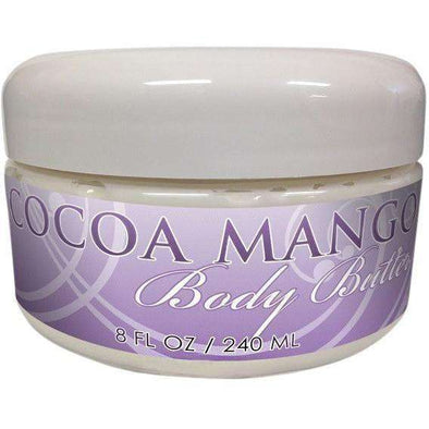 BiON Cocoa Mango Body Butter -8oz - Bath and Body for Women -Skin Care By Suzie, free shipping & rewards