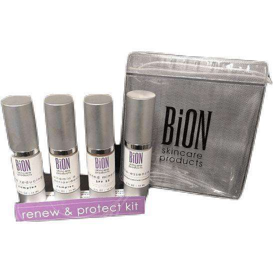 BiON Renew & Protect Kit - Skin Care By Suzie, free shipping & rewards
