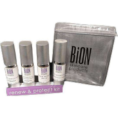 BiON Renew & Protect Kit - Specialty  -Skin Care By Suzie, free shipping & rewards