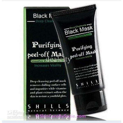 Black Head Removal Mask.-Activated Charcoal - Mask -Skin Care By Suzie, free shipping & rewards