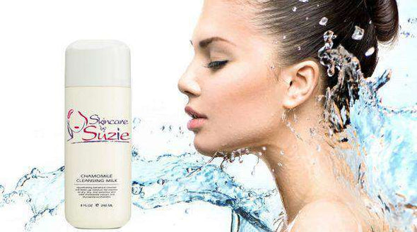 Chamomile Cleansing Milk - Cleanser -Skin Care By Suzie, free shipping & rewards