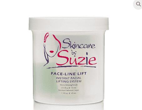 Face-Line Lift - Specialty -Skin Care By Suzie, free shipping & rewards