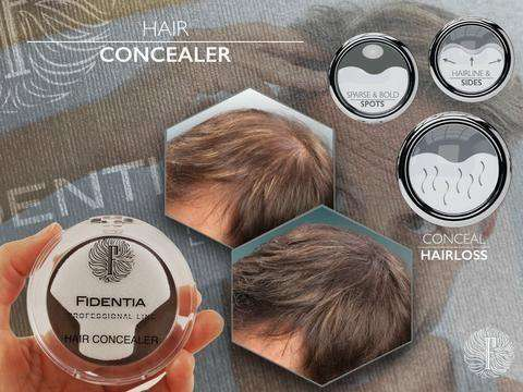 Fidentia Concealer to Combat Hair Loss for Men & Women - Skin Care By Suzie