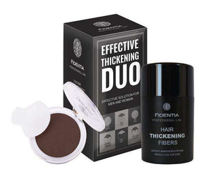Fidentia Effective Duo 2-in-1 Hair Loss Concealer - Hair Loss -Skin Care By Suzie, free shipping & rewards