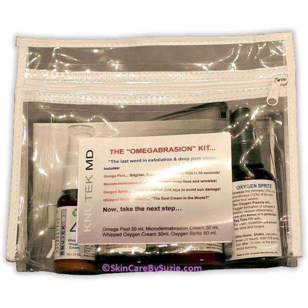 kNutek The Omegabrasion Kit - Specialty -Skin Care By Suzie, free shipping & rewards