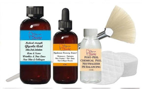 Complete Glycolic Peel Kit