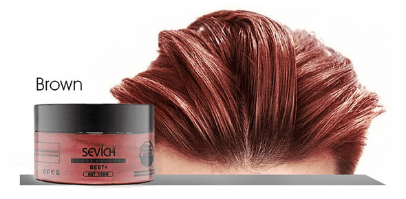 SEVICH Colored Hair Styling Molding Wax