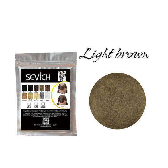 SEVICH Hair Building Fibers 100g Refill - Hair Loss -Skin Care By Suzie, free shipping & rewards