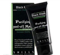 Shills Black Peel Mask - Skin Care By Suzie, free shipping & rewards