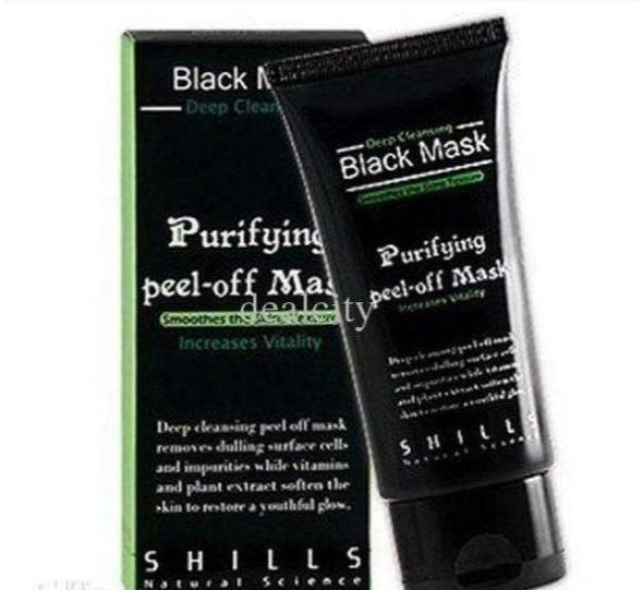 Shills Black Peel Mask - Mask -Skin Care By Suzie, free shipping & rewards