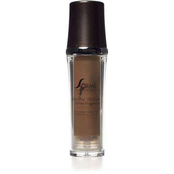 Sorme Mineral Illusion Foundation - Make Up -Skin Care By Suzie, free shipping & rewards