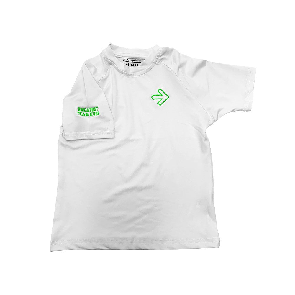 Toddler Performance Crew Tee