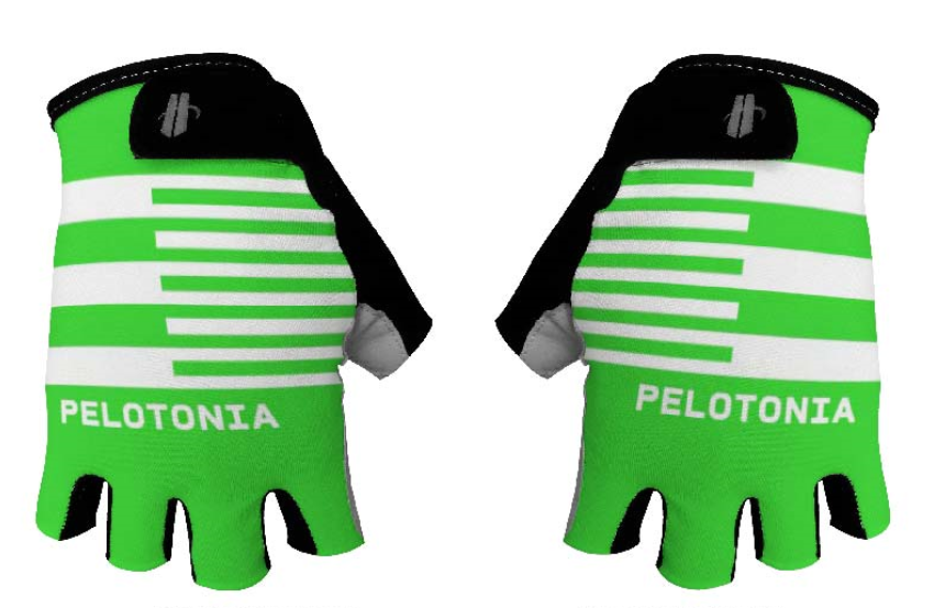 Pelotonia Cycling Gloves