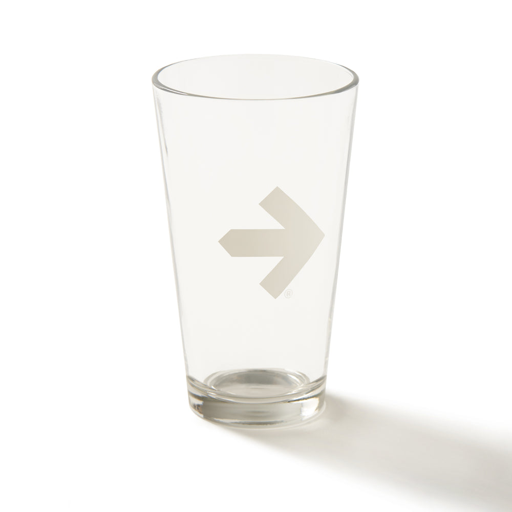 Pelotonia Pint Glass