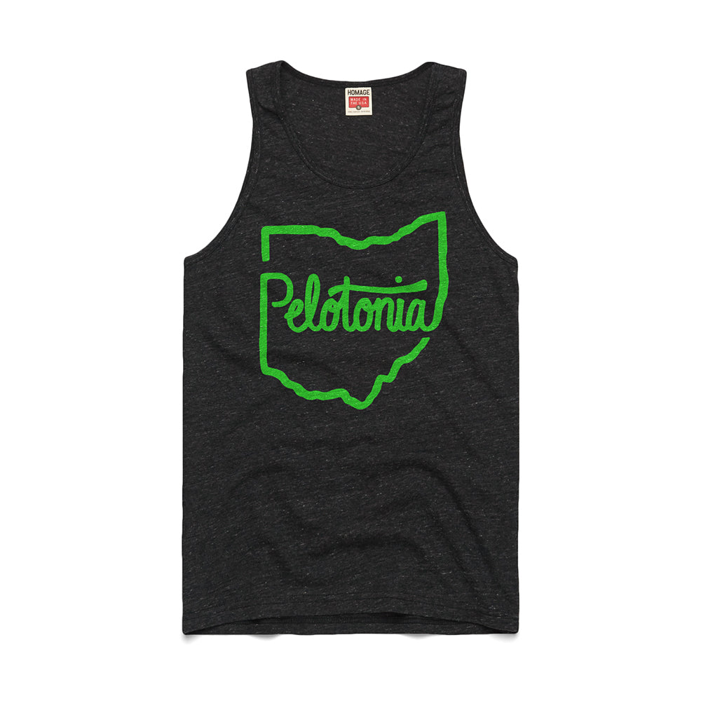 Homage x Pelotonia Ohio Tank Top