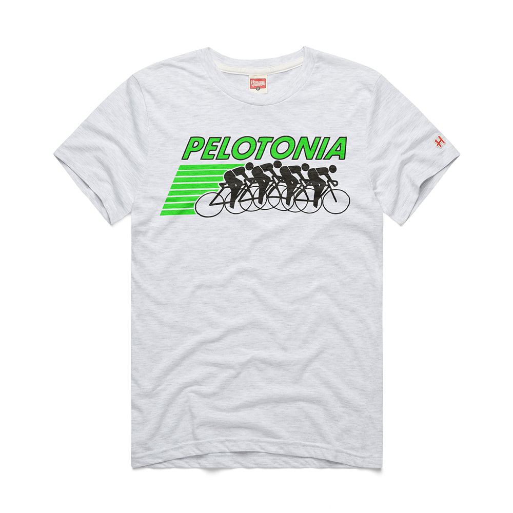 Homage x Pelotonia Go to Bicycle Tee