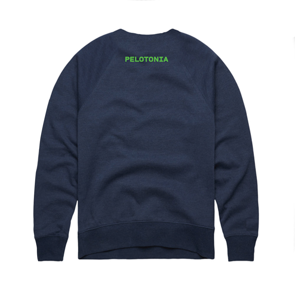 Homage x Pelotonia Ohio State Crewneck