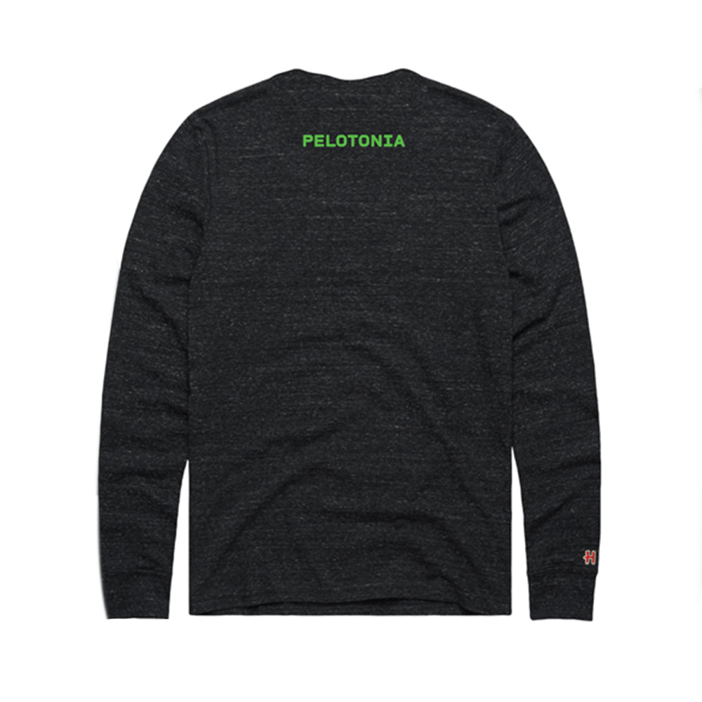 Homage x Pelotonia OH-IO Long Sleeve Tee
