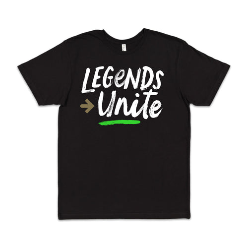 Legends Unite Tee