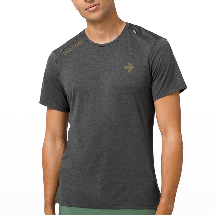Lululemon x Pelotonia Men's Fast and Free Short Sleeve