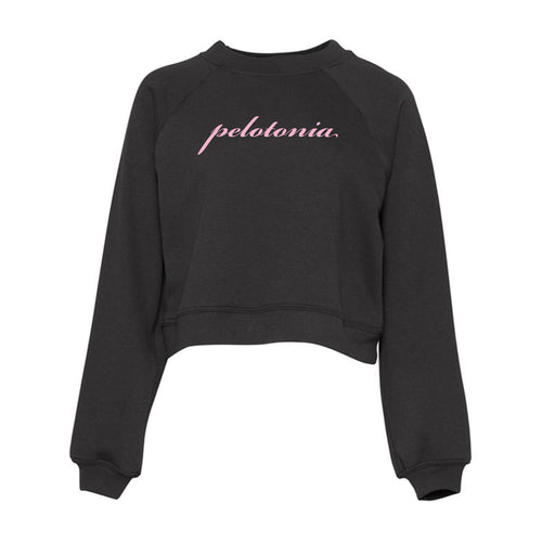 Pelotonia Cropped Pullover Fleece