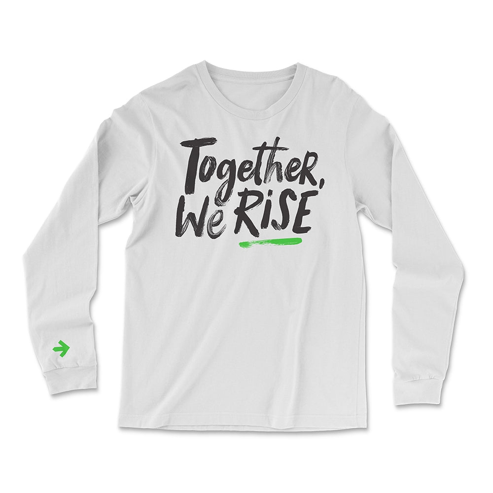 Together, We Rise Tee