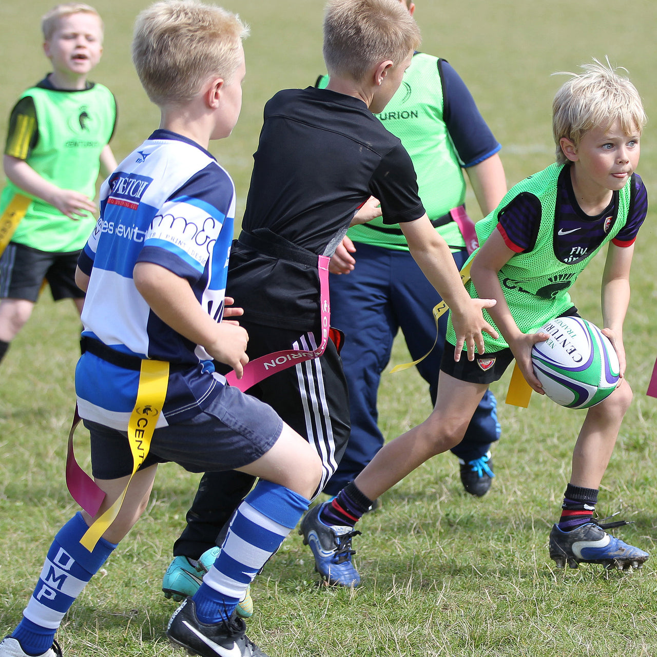 9 benefits to Tag Rugby