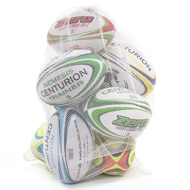 Rugby Ball Carry Mesh Sack