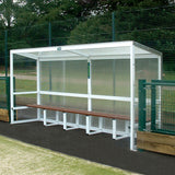 Aluminium Socketed Team Shelters