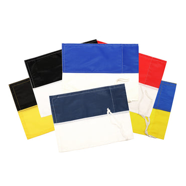 Corner Flags - Horizontal Two Colours