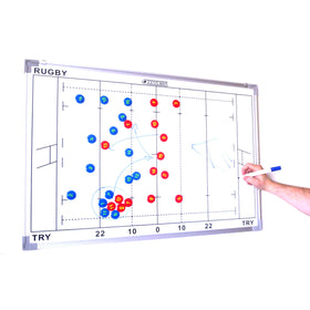 Wall Mounted Aluminium Framed Coaching Board