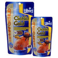 Hikari Cichlid Gold - Sinking Type (Medium or Mini Pellet)