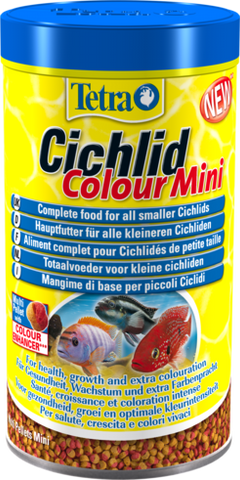 Tetra Cichlid Colour Mini 170g