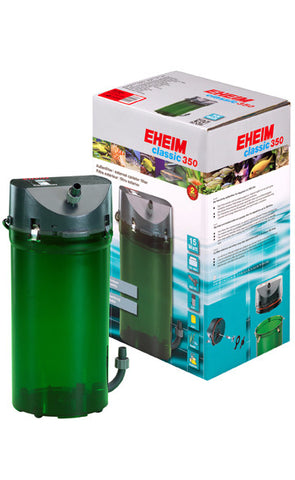 EHEIM Classic 350 Filter With Taps & Media (2215)