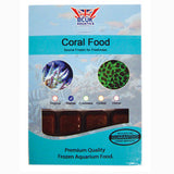 BCUK Frozen Coral Food