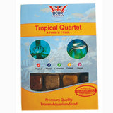 BCUK Frozen Tropical Quartet