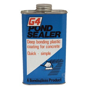 G4 Pond Sealer Clear