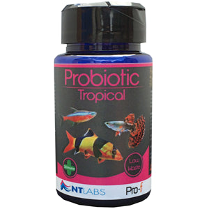 Nt Labs Tropical Food Probiotic Pellet