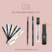 Load image into Gallery viewer, 60 Second Brow Kit - Precision Pencil