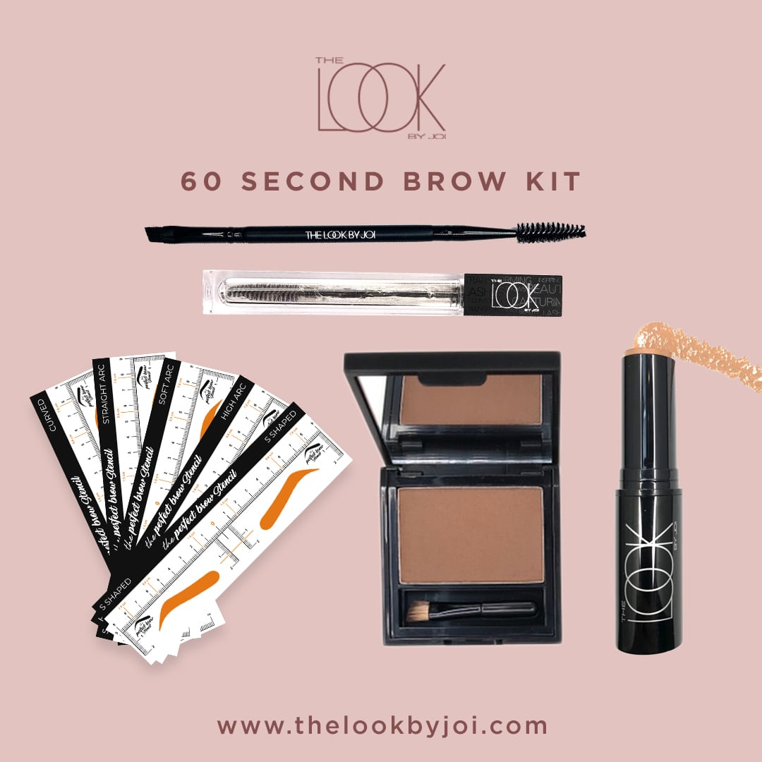 60 Second Brow Kit