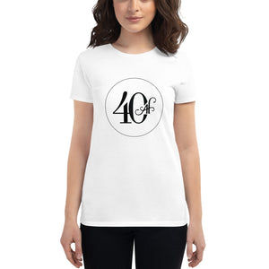 40AF Women's short sleeve t-shirt