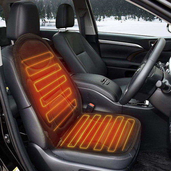 Tuxeer™ Heated Car Seat Cushion