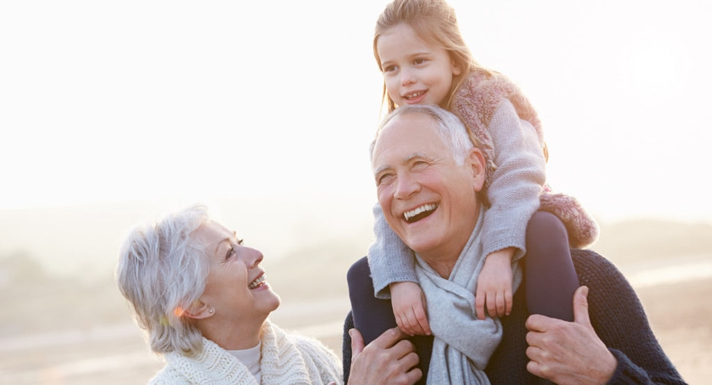 Free Grandparent DNA Test Kit | DNA Clinics | UKAS