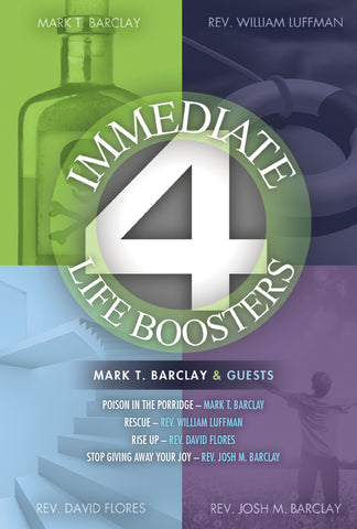 4 Immediate Life Boosters