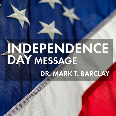 Special Independence Day Message
