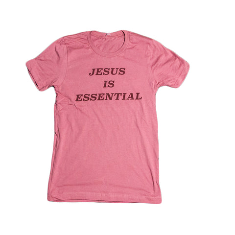 Jesus is Essential - Mauve
