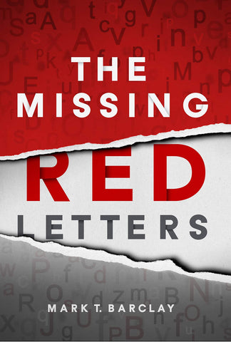 The Missing Red Letters
