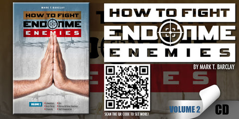 How to Fight End-Time Enemies CD Vol. 2