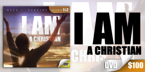 I Am A Christian DVD