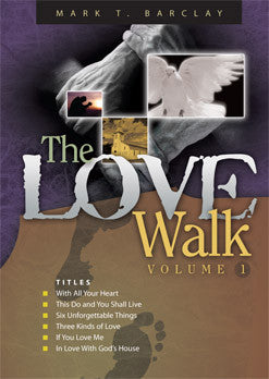 The Love Walk (Vol. 1)